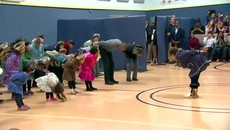 US  Watch President Barack Obama Do a Native Alaskan Dance With Kids (1).mp4