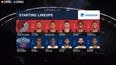 2018 NBA playoffs Game 3 - Trail Blazers vs New Orleans Pelicans Full Game Highlights