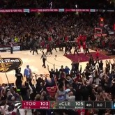 Lebron's buzzershot for the win